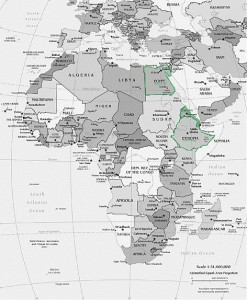 Modern Witnesses: Egypt, Eritrea, Ethiopia