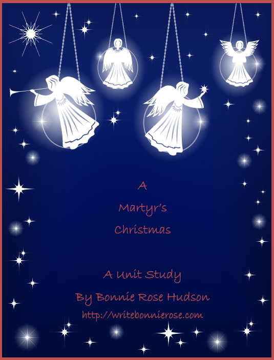 Christmas Unit Study on Christian Persecution Today
