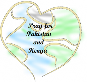 Prayer requests for Pakistan and Kenya