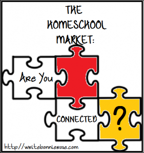 How to Write for Homeschoolers: The Homeschool Market-Are You Connected