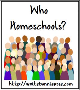 How to Write for Homeschoolers: Who Homeschools?