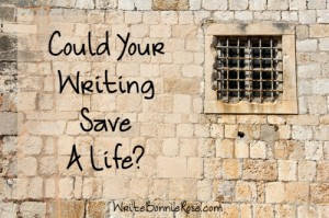 Could Your Writing Save a Life?