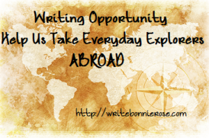 Writers Wanted Explorers Abroad