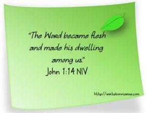 John 1-14, 12-7-13