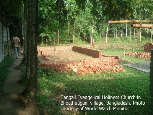 Prayer request for Bangladesh