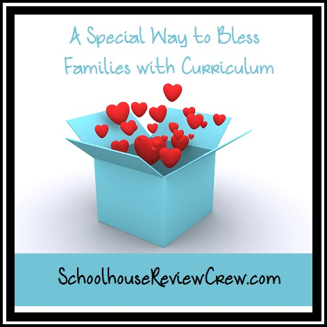 A Special Way to Bless Families With Curriculum