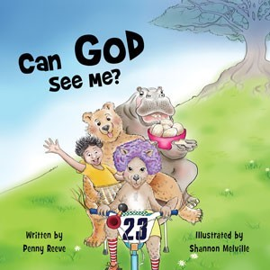 Can God See Me by Penny Reeve-a Review