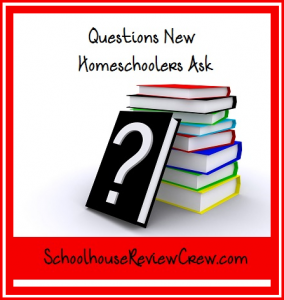 Questions New Homeschoolers Ask