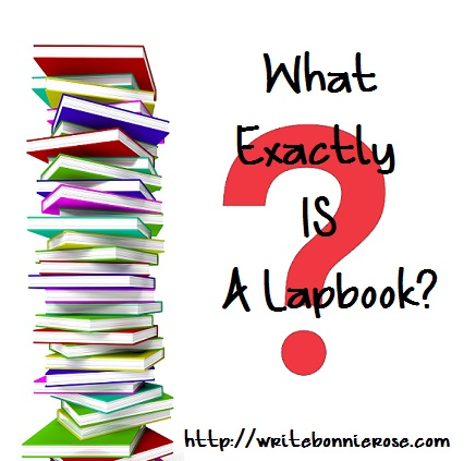 How to Write for Homeschoolers: What Is a Lapbook?