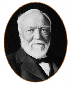 Timeline Worksheet: 1904, Andrew Carnegie Copywork and Hero Thank You Card