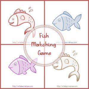 Fish Matching Game3