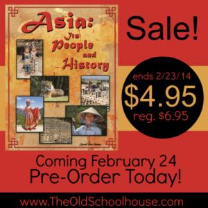 Asia E-Book Pre-Order Sale