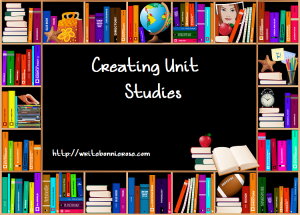 Writers Wanted: Creating Unit Studies