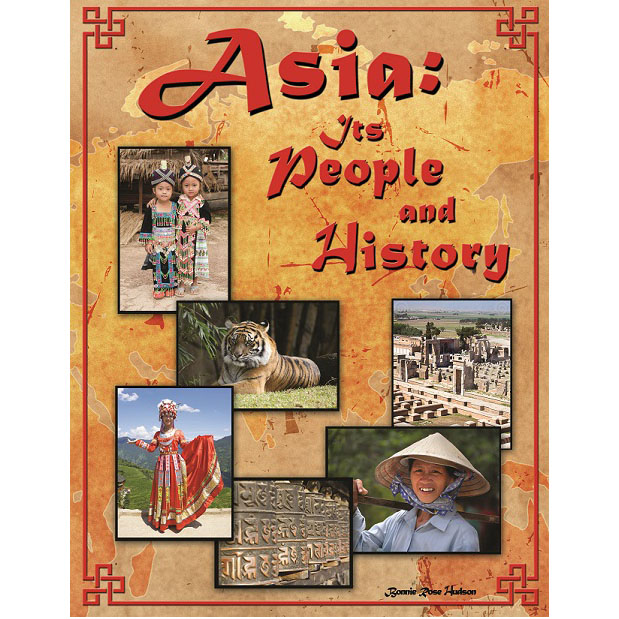 Asia: Its People and History (paperback)