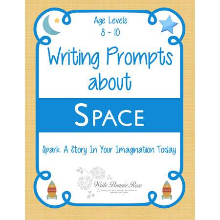 Writing Prompts About Space Bonus Pack (e-book)