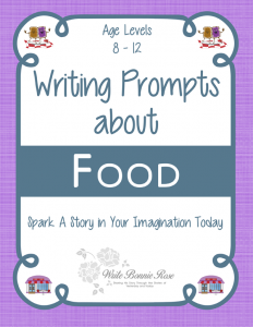 Writing Prompts About Food