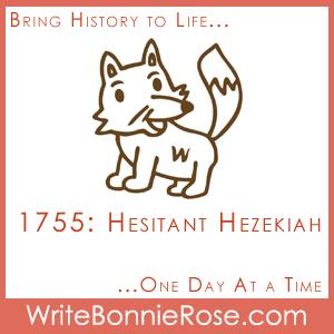 Short stories for kids, 1755, Pennsylvania history