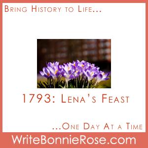 Short Stories for Kids: Lena's Feast, 1793