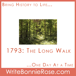Short Stories for Kids: The Long Walk, 1793