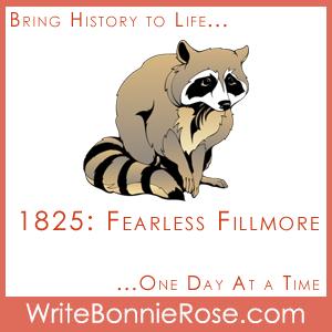 Short Stories for Kids: Fearless Fillmore, 1825