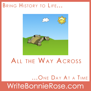 Short Stories for Kids: All the Way Across