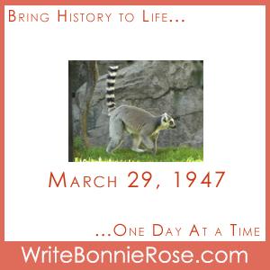 Timeline worksheet, March 29, 1947, Madagascar Commemoration Day