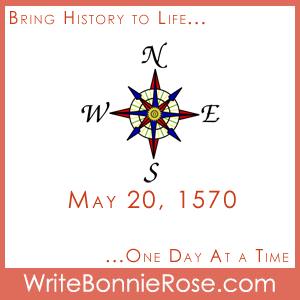 Timeline worksheet May 20, 1570 First modern atlas