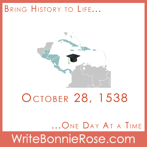 Timeline worksheet October 28, 1538 History of universities