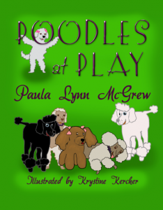 Poodles at Play cover1