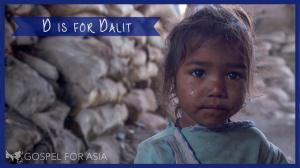 D is for Dalit