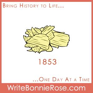 1853, Potato Chip