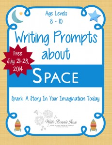 Writing Prompt Space Free July 21-28, 2014
