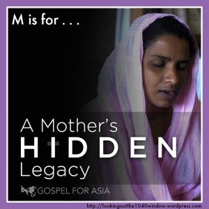 M is for A Mother's Hidden Legacy