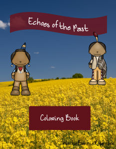 Echoes of the Past Coloring Booksm