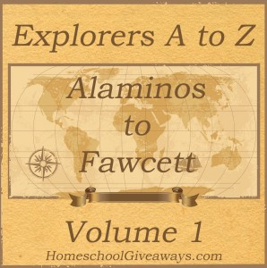 FREE Notebooking Set – History of Explorers Volume 1