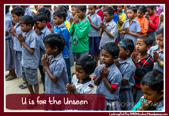 U is for the Unseen