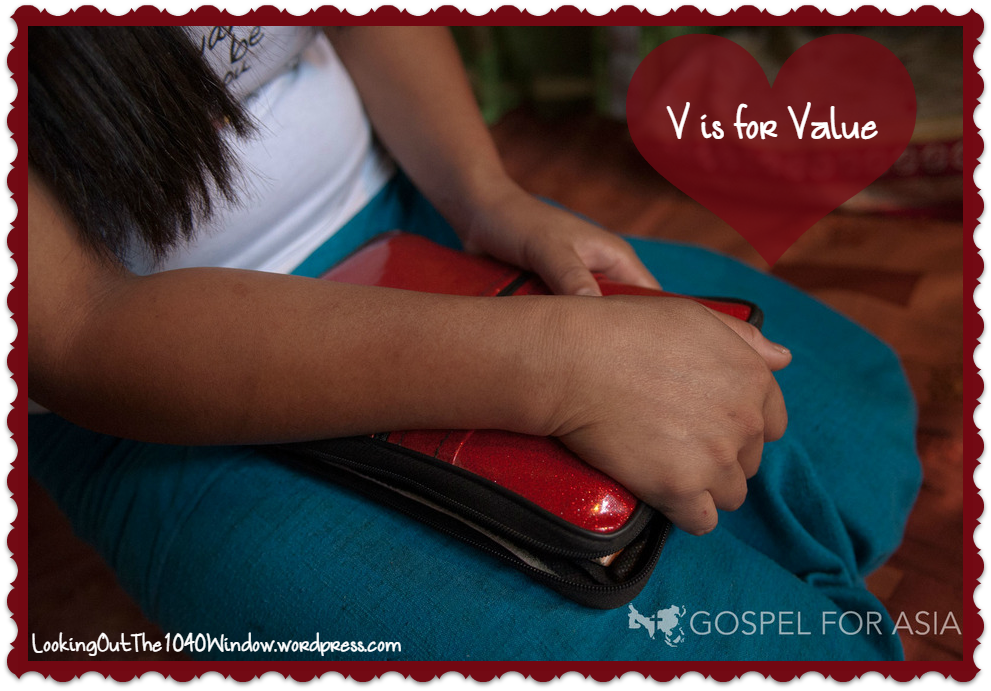 V is for Value