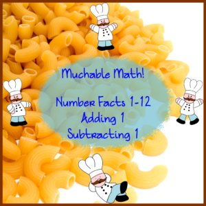 Free Elementary Math Worksheets – Munchable Math: Pasta