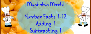Elementary Math Worksheets Munchable Math-Pasta