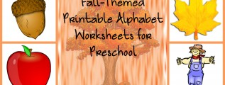 Fall Themed Printable Alphabet Worksheets for Preschool final2