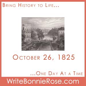 Timeline Worksheet: October 26, 1825, Erie Canal Game