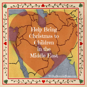 Would You Consider Helping to Bring Christmas to Children in the Middle East?