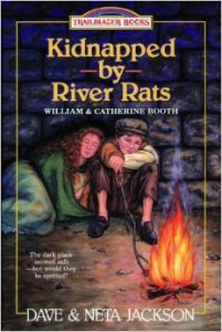 Kidnapped By River Rats=Trailblazer Series