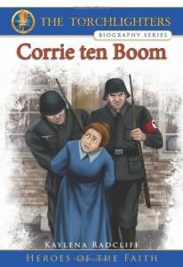 Torchilghters Corrie Ten Boom