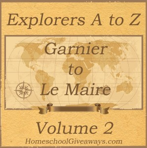 FREE Notebooking Set – History of Explorers Volume 2