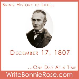 Timeline Worksheet: December 17, 1807, John Greenleaf Whittier