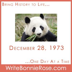 Timeline Worksheet, December 28, 1973, Endangered Species Act signed