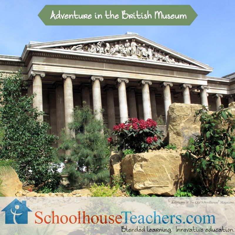 Adventure in the British Museum Mini-Book