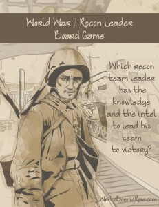 World War II Recon Leader Game cover EXSM