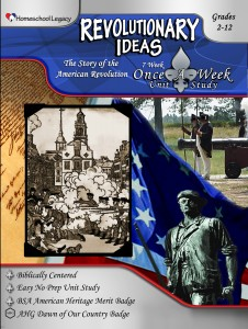 Revolutionary Ideas: The Story of the American Revolution
